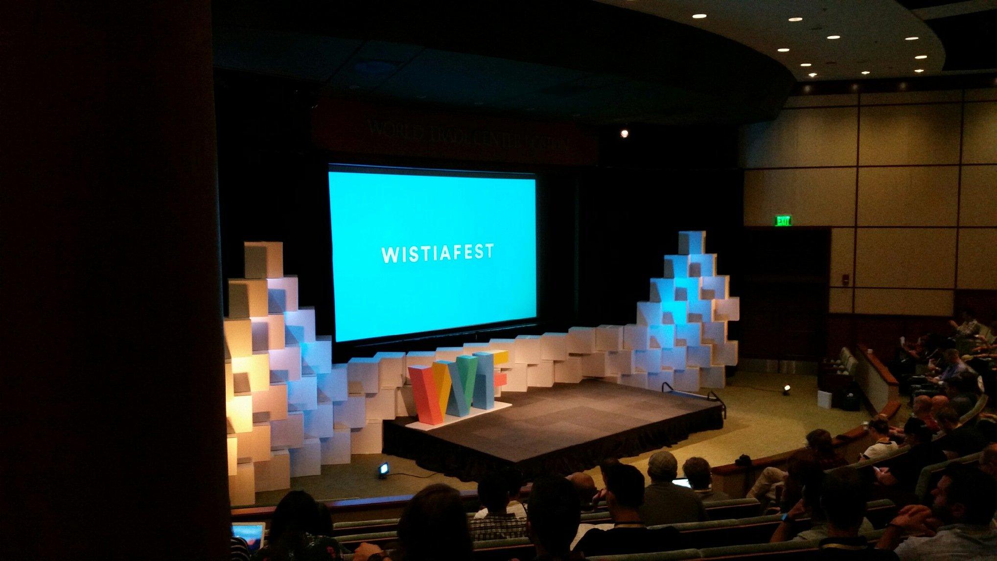 WistiaFest 2016