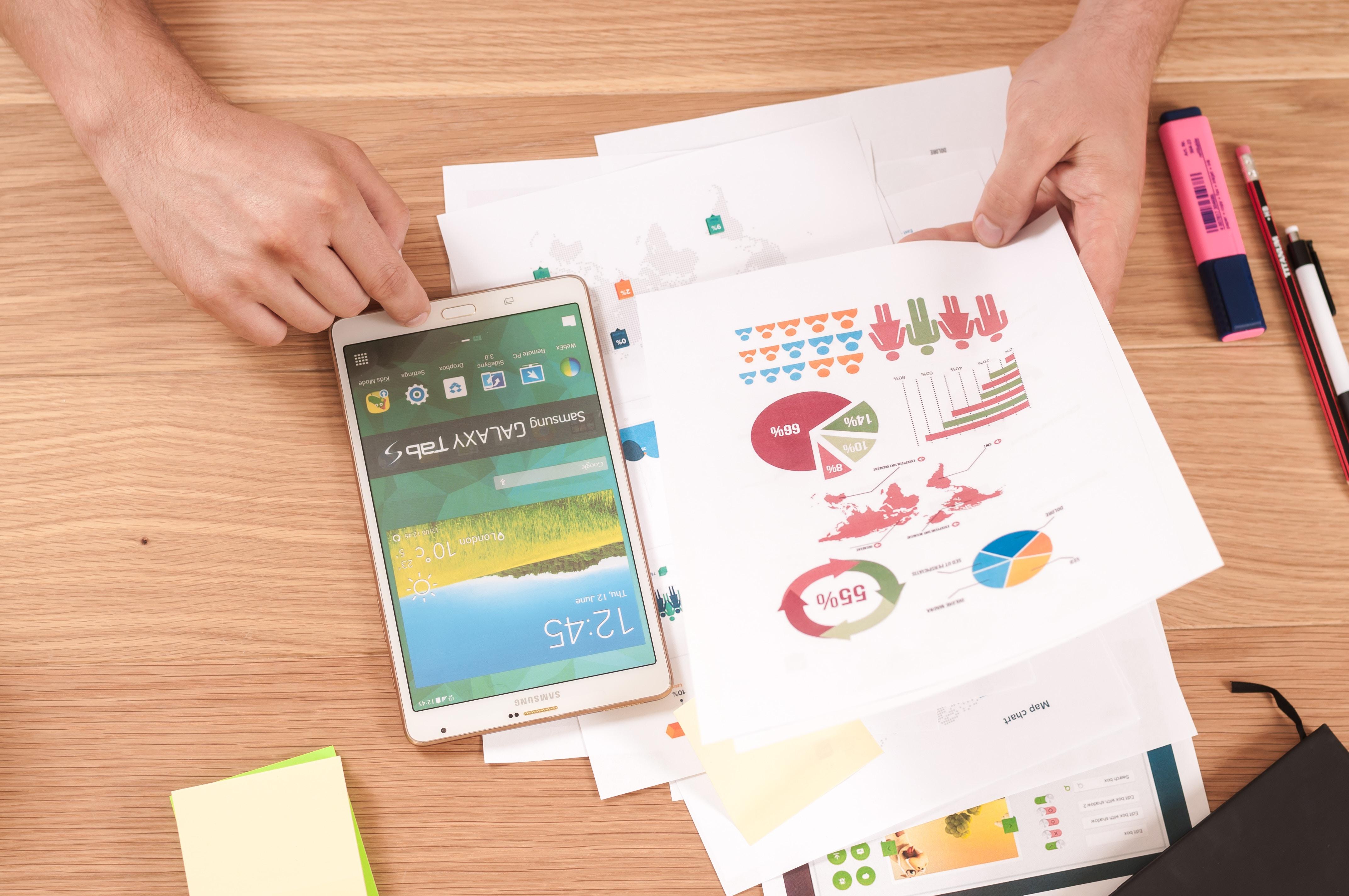 Tracking Marketing