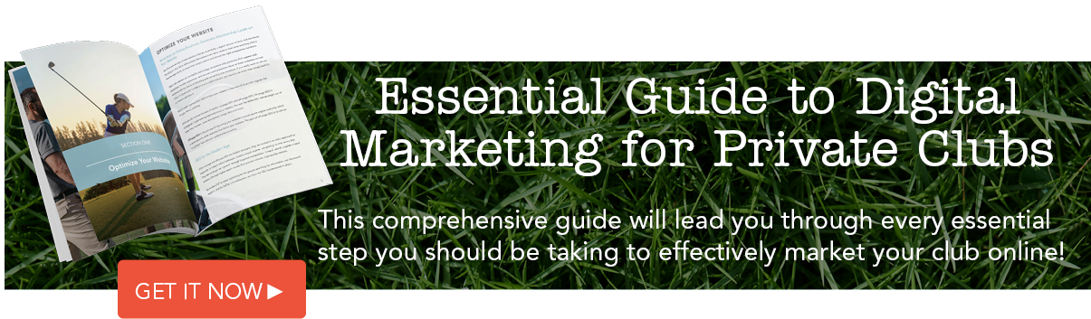 Essential Digital Marketing Guide for Private Clubs