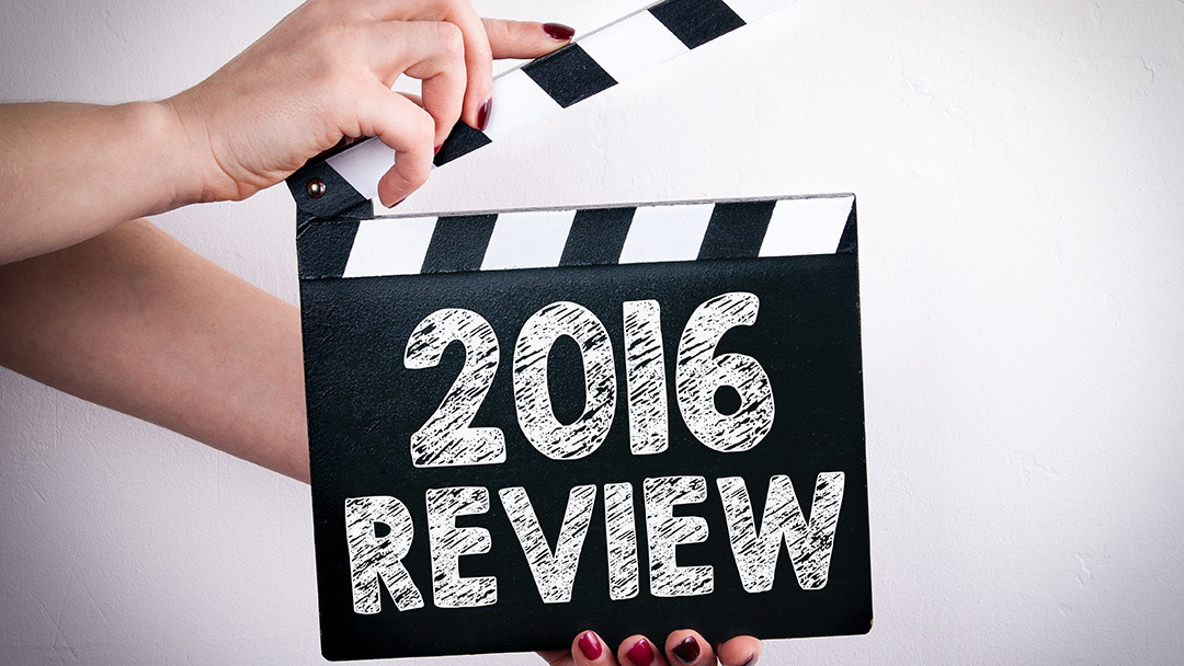 A Reflection Story: 2016 in Review