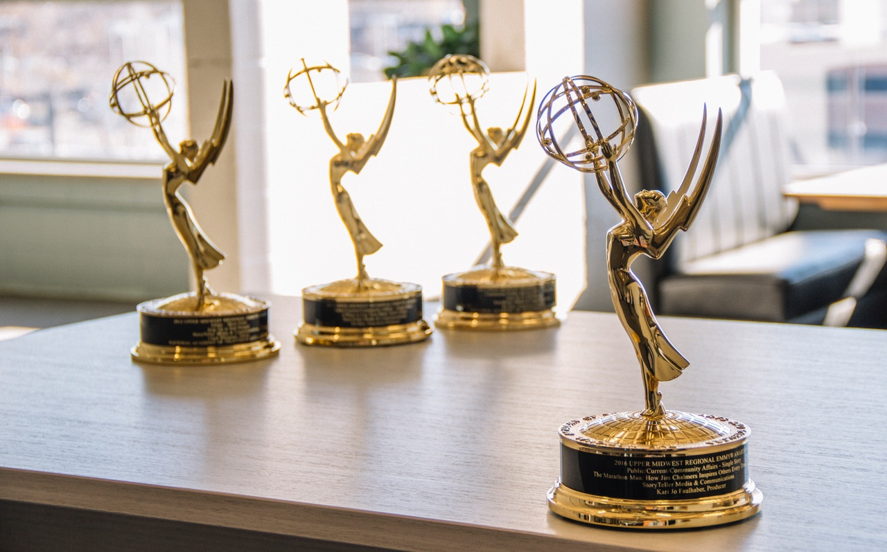 StoryTeller Wins 4th Midwest Regional Emmy® Award
