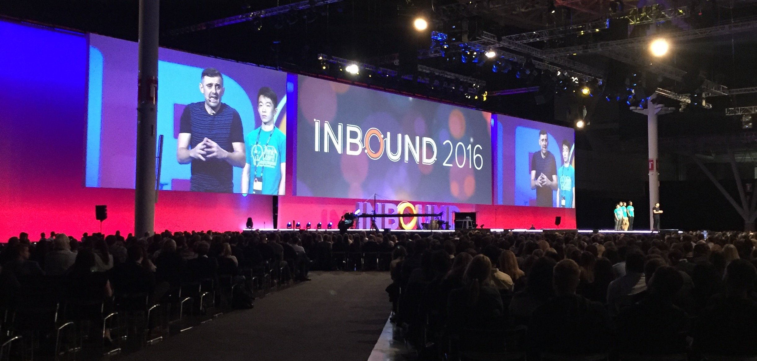 The Future of Inbound Marketing? Reflections from #INBOUND16